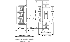 leviton ms303 ds 30 amp, 600v, three pole, three phase ac motor how to wire a 3 way light switch at Triple Pole Switch Wiring Diagram