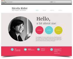 Best Resume Sites 5 Website Portfolio Builder Online Maker