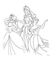 Disegni Da Colorare Principesse Disney 2 Fredrotgans