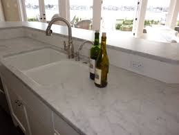 bianco carrara countertop zodiaq quartz