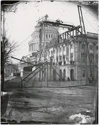 「1793, George Washington lays the cornerstone to the United States Capitol building,」の画像検索結果