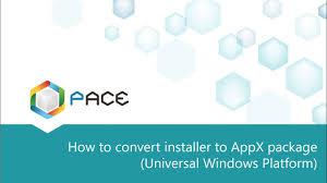 Windows Flatform How To Convert Exe To Appx Package Universal Windows Platform