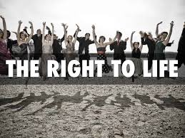 essay on the right to life