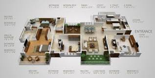 4 bedroom house design and plans home design ideas