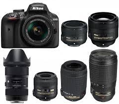 Nikon D3400 Lens Compatibility Chart Best Lenses For Nikon D3400 Camera Times