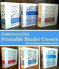 Printable Binder Inserts Spine Binder Template Atlasapp Co