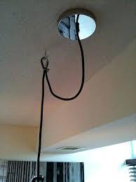 ceiling light hook ceiling light hook awesome excellent chandelier light hooks simple design home ceiling rose