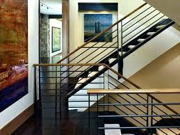 full size of decorating how to install a handrail stair railing wall image of aluminum cost