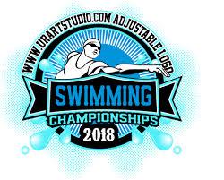 Swim Championship T Shirt Designs Swimming Logo Logodix