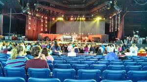 Veterans United Amphitheater Seating Chart Travel Guide