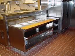 Heavy Duty Hot Food Table Wet Single Tank Natural Gas Hd Hft