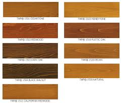 Red wood stain Oak World Of Stains Twp 1500 Series Wood Stain And Preservative Gallon