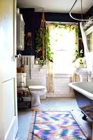blue bath rug set good