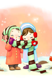 cartoon pictures of couple