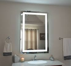 lighted vanity mirror wall mount. Image Is Loading MAM83248-32-034-w-x-48-034-t-lighted- Lighted Vanity Mirror Wall Mount