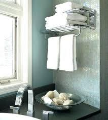 towel holder ideas for small bathroom. Bathroom Towel Holder Ideas Sets Bar Best Racks On In Bath Only For Small B