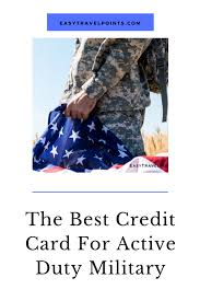 The credit card benefits available to active duty military servicemembers are outstanding. Why The Sapphire Reserve Is The Best Card For Active Duty Military