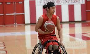 Josiah Knight - Wheelchair Basketball - Edinboro University Athletics