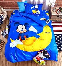 sun and moon bedding moon bedding sets mickey and polyester bedding set 2 mickey and mouse sun and moon bedding