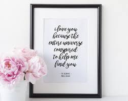 the alchemist the alchemist quote paulo coelho i love you because the entire universe wedding