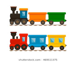 trains images for kids. Plain Kids Set Of Two Trains Passenger And Cargo Icon A Childrenu0027s Toy Flat For Trains Images Kids