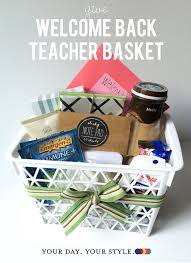 bosses day gift baskets luxury teacher gift back to by your day your style of