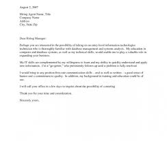 Simple Cover Letter Examples Uk Sample Administrative Assistant With