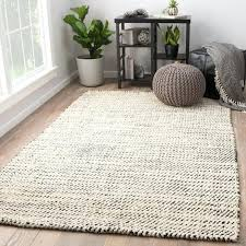 black jute rug australia white and