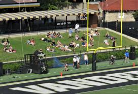 Vanderbilt Football Stadium Virtual Seating Chart Vanderbilt Stadium Vanderbilt Commodores Stadium Journey