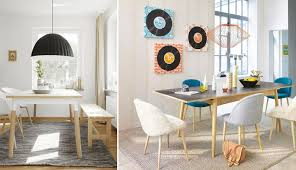 Table salle a manger scandinave ronde - pearlfection.fr
