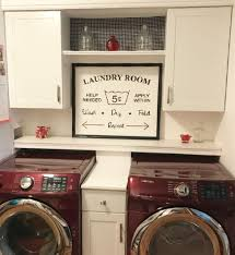 laundry room signs for the home
