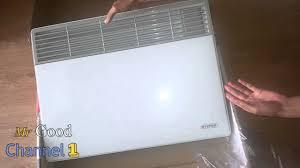 Экономный электрический <b>конвектор</b> обзор и распаковка ...