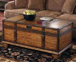 wooden chest coffee table wooden chest coffee table wood trunk coffee table canada