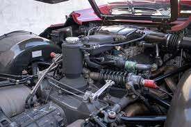 Ferrari f50 engine bay   the outrageous engine bay in the. 1995 Ferrari F50 For Sale Curated Vintage Classic Supercars