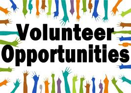 Image result for Volunteer opportunity clipart