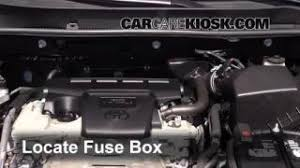 interior fuse box location 2013 2016 toyota rav4 2013 toyota Toyota Rav4 Fuse Box blown fuse check 2013 2016 toyota rav4 toyota rav4 fuse box diagram