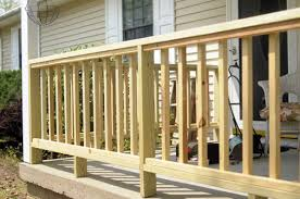 wooden porch railing pilotproject org