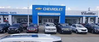 Chevrolet Dealer Serving Benton Ky New Gm Certified Used Pre Owned Car Dealership Sales Royal Oaks Chevrolet