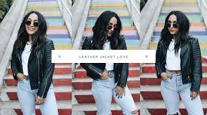 all saints leatherjacket loving imlvh lizbeth hernandez
