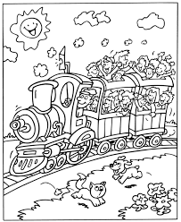 Small Picture Kids n funcouk 26 coloring pages of Trains
