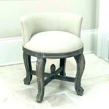 shocking tall vanity stool tufted vanity chair upholstered vanity bench stool swivel vanity stool with casters