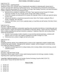 counsel general resume general counsel resume