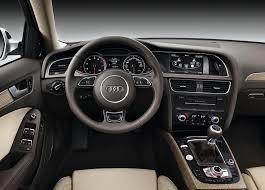 black audi a4 interior. audi a4 2013 1600 11 black interior