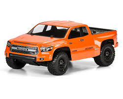 Pro-Line Toyota Tundra TRD Pro True Scale Short Course Truck Body ...