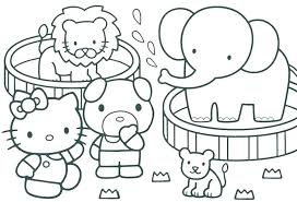 Animals Coloring Pages Wildlife Coloring Pages Animals Coloring