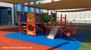 playground flooring uae