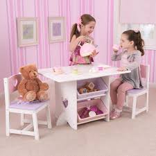 Kidkraft Heart Table And Chair Set Kidkraft Heart Table Set With Pastel Bins 26913 Activity