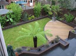 Small Picture landscaping with railway sleepers patio design garden edging