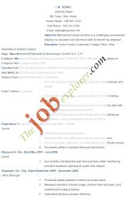 Autocad Engineer Sample Resume 20 Draftsman Mechanical Resume