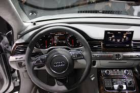 2011 Audi A8 and A8L
